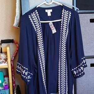 Beautiful style and Co kimono